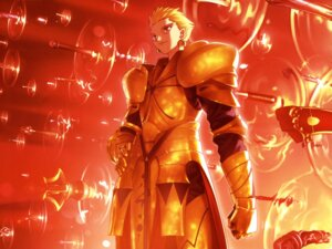 Rating: Safe Score: 6 Tags: fate/stay_night gilgamesh_(fsn) male takeuchi_takashi type-moon User: Wraith