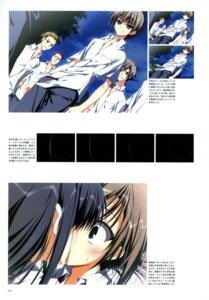 Rating: Safe Score: 2 Tags: keroq mamiya_takuji subarashiki_hibi tachibana_kimika takashima_zakuro User: crim