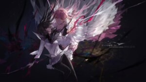 Rating: Safe Score: 37 Tags: akemi_homura dress pantsu pantyhose puella_magi_madoka_magica swd3e2 ultimate_madoka User: Mr_GT