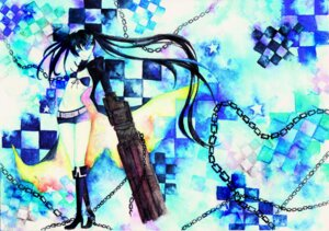 Rating: Safe Score: 3 Tags: black_rock_shooter black_rock_shooter_(character) muraki vocaloid User: charunetra