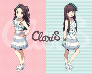 Rating: Safe Score: 20 Tags: alice_(claris) clara claris dress kanzaki_hiro wallpaper User: claris