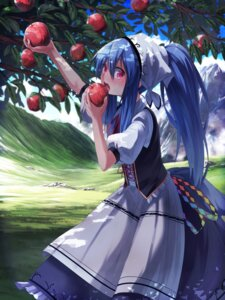 Rating: Safe Score: 51 Tags: hinanawi_tenshi notsugimi touhou User: Mr_GT