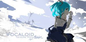 Rating: Safe Score: 51 Tags: hatsune_miku landscape mivit tattoo vocaloid wallpaper User: Masutaniyan