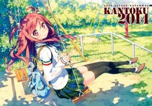 Rating: Safe Score: 145 Tags: kantoku kurumi_(kantoku) thighhighs User: Hatsukoi