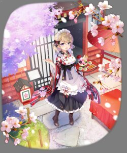 Rating: Questionable Score: 46 Tags: azur_lane maid sakura_koharu wa_maid z23_(azur_lane) User: zyll