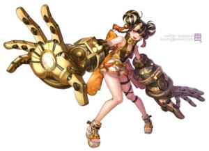Rating: Questionable Score: 10 Tags: box_(hotpppink) garter mecha_musume tagme weapon User: Dreista