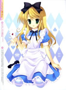 Rating: Safe Score: 32 Tags: alice alice_in_wonderland mitha User: admin2