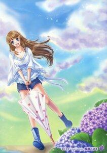 Rating: Safe Score: 10 Tags: umbrella usagiya_koharu User: Twinsenzw