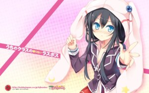 Rating: Safe Score: 35 Tags: nibiiro_shizuka tougasaki_yoruko wallpaper User: chitra_ok