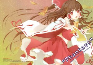 Rating: Safe Score: 5 Tags: hakurei_reimu microstoria tommy touhou User: Radioactive