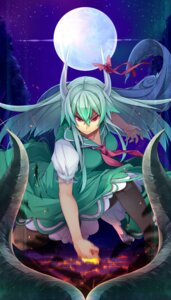 Rating: Safe Score: 22 Tags: ex_keine horns kamishirasawa_keine kokka_han touhou User: Mr_GT