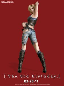 Rating: Safe Score: 43 Tags: aya_brea cg gun parasite_eve square_enix the_3rd_birthday torn_clothes User: makiesan