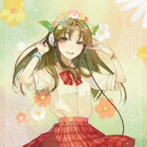 Rating: Safe Score: 33 Tags: headphones hidari misono_mayu usotsuki_mii-kun_to_kowareta_maa-chan User: fireattack