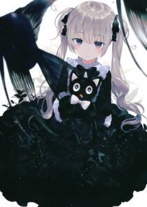 Rating: Safe Score: 51 Tags: achiki dress gothic_lolita lolita_fashion neko User: kiyoe