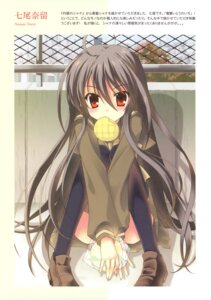 Rating: Safe Score: 22 Tags: nanao_naru seifuku shakugan_no_shana shana thighhighs User: fireattack
