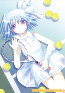 Rating: Safe Score: 21 Tags: hinayuki_usa tennis User: fireattack