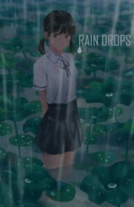 Rating: Questionable Score: 28 Tags: see_through seifuku tagme wet wet_clothes User: saemonnokami