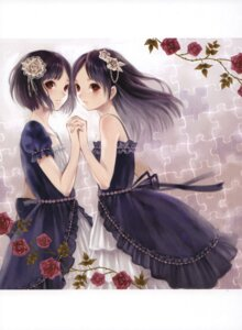 Rating: Safe Score: 35 Tags: dress fukahire_sanba User: suika123