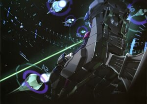 Rating: Safe Score: 10 Tags: gundam gundam_unicorn mecha User: Radioactive