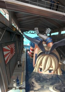 Rating: Safe Score: 47 Tags: bondage kantai_collection luanlaun shimakaze_(kancolle) thighhighs wet User: Mr_GT