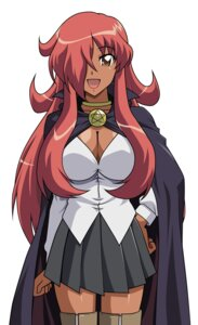 Rating: Safe Score: 15 Tags: cleavage kirche thighhighs vector_trace zero_no_tsukaima User: Bluqua