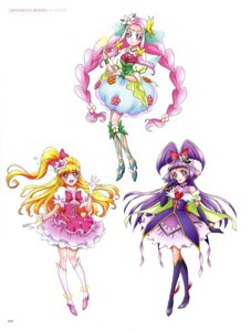 Rating: Questionable Score: 3 Tags: heels mahou_girls_precure! miyamoto_emiko pretty_cure see_through User: drop