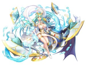 Rating: Questionable Score: 25 Tags: cleavage garter heels kamihime_project no_bra tsuji_santa User: zyll