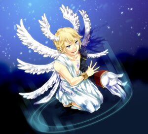Rating: Safe Score: 5 Tags: digimon lucemon male tagme wings User: krazy-kun