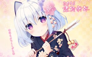 Rating: Safe Score: 58 Tags: 1000-chan kanora kimono oizumi wallpaper User: SubaruSumeragi