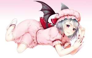 Rating: Safe Score: 30 Tags: eventh7 remilia_scarlet touhou wings User: Radioactive