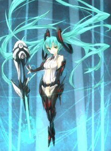 Rating: Safe Score: 19 Tags: hatsune_miku miku_append shirogane_usagi vocaloid vocaloid_append User: charunetra