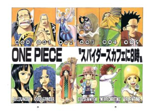 Rating: Safe Score: 9 Tags: crocodile daz_bones matsuge miss_goldenweek miss_merry_christmas miss_valentine monkey_d_luffy mr._2_bon_clay mr._3 mr._4 mr._5 nico_robin oda_eiichirou one_piece paula User: Davison