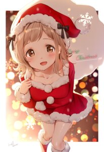 Rating: Questionable Score: 32 Tags: breast_hold christmas dress sakuragi_mano shiratama_akane the_idolm@ster the_idolm@ster_shiny_colors User: Dreista