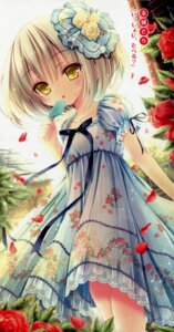 Rating: Safe Score: 80 Tags: dress kaneshiro_sora tenshi_no_three_piece! tinkle User: RICO740