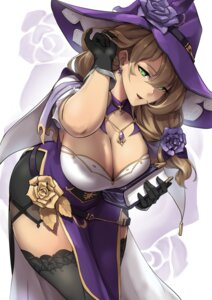 Rating: Safe Score: 56 Tags: cleavage genshin_impact lisa_(genshin_impact) packge thighhighs witch User: Mr_GT