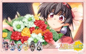 Rating: Safe Score: 6 Tags: chibi seven_wonder taiyou_no_promia takeya_masami wallpaper User: SubaruSumeragi