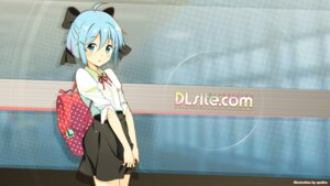 Rating: Safe Score: 27 Tags: dlsite.com wallpaper zpolice User: Ricetaffy