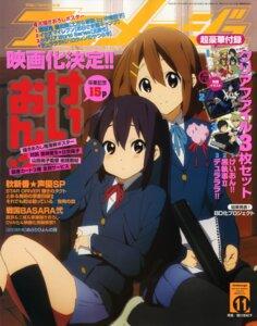 Rating: Safe Score: 17 Tags: hirasawa_yui horiguchi_yukiko k-on! nakano_azusa pantyhose seifuku User: blooregardo