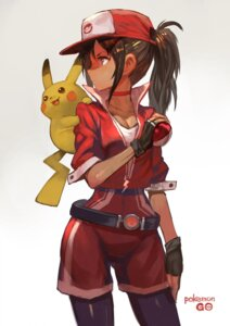 Rating: Safe Score: 39 Tags: cleavage lack pikachu pokemon pokemon_go pokemon_trainer User: Mr_GT