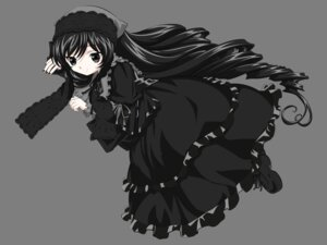 Rating: Safe Score: 6 Tags: lolita_fashion rozen_maiden suiseiseki transparent_png vector_trace User: Radioactive