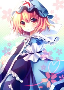 Rating: Safe Score: 16 Tags: dress kusada_souta saigyouji_yuyuko touhou User: TassadaR