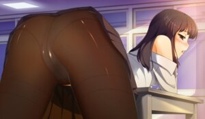 Rating: Questionable Score: 64 Tags: ass boost5 game_cg ketouin_fuyuka‎ pantsu pantyhose racer sinclient User: Radioactive