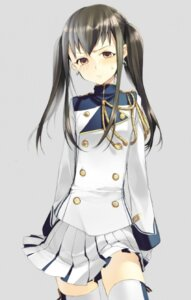 Rating: Safe Score: 31 Tags: akinashi_yuu koga_norio narutaru thighhighs trap uniform User: Radioactive