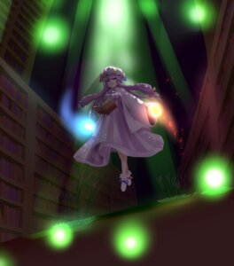 Rating: Safe Score: 13 Tags: jpeg_artifacts miki_plus patchouli_knowledge touhou User: Radioactive
