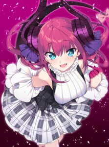 Rating: Safe Score: 58 Tags: dress elizabeth_bathory fate/extra fate/extra_ccc fate/grand_order fate/stay_night haruyuki horns pointy_ears tail User: BattlequeenYume