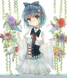 Rating: Safe Score: 25 Tags: acidear cirno touhou User: itsu-chan