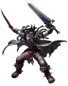 Rating: Safe Score: 5 Tags: cervantes_de_leon kawano_takuji male pirate soul_calibur soul_calibur_iv sword User: Yokaiou