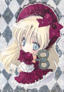 Rating: Safe Score: 12 Tags: chibi hato_no_tamago lolita_fashion rami User: petopeto