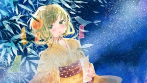 Rating: Safe Score: 11 Tags: gumi kagamiya_lulu vocaloid yukata User: yanis
