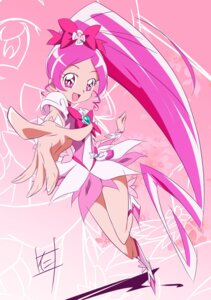 Rating: Safe Score: 12 Tags: hanasaki_tsubomi heartcatch_pretty_cure! nii_manabu pretty_cure User: saemonnokami